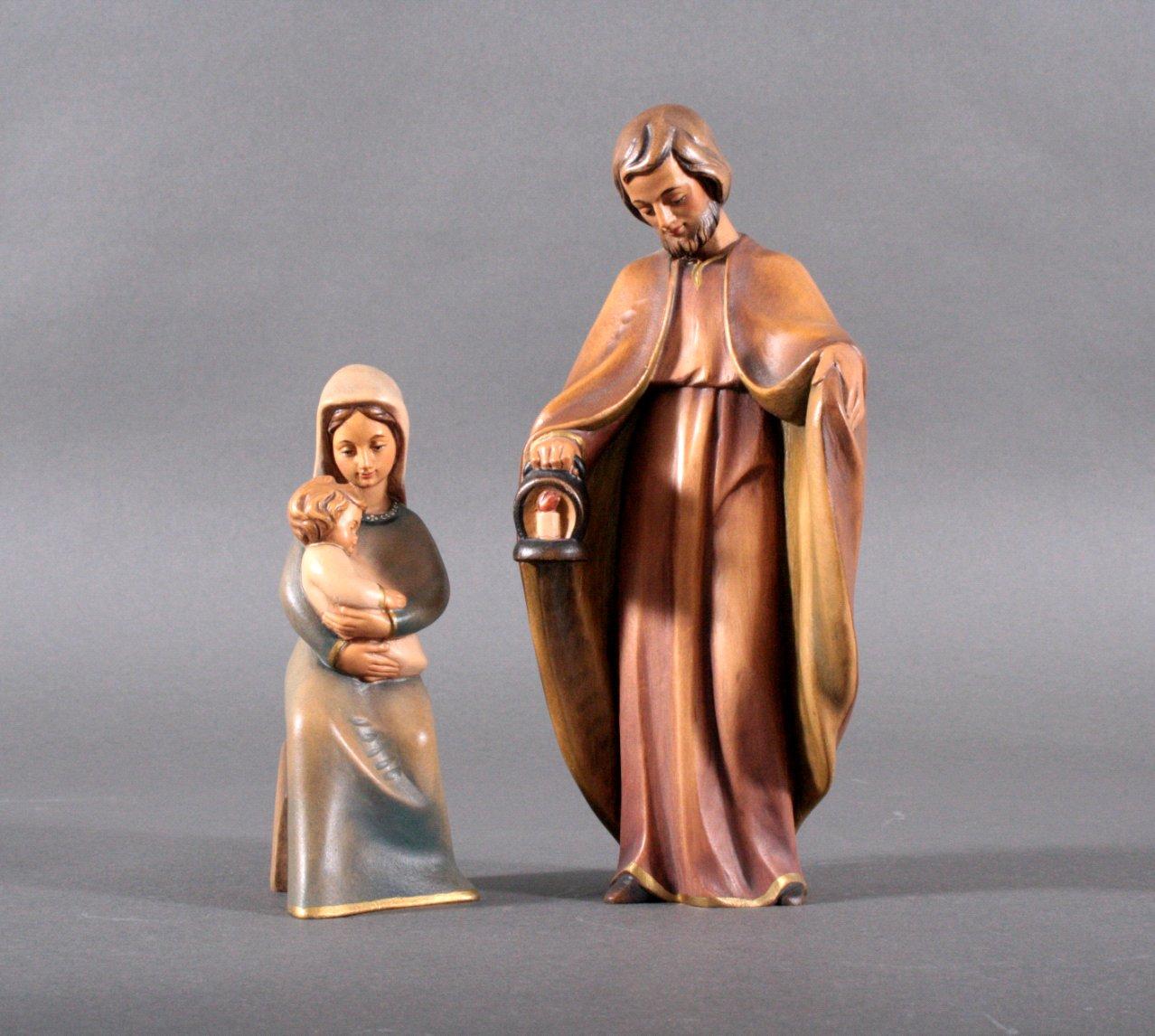 Religiöse Holzfiguren-3