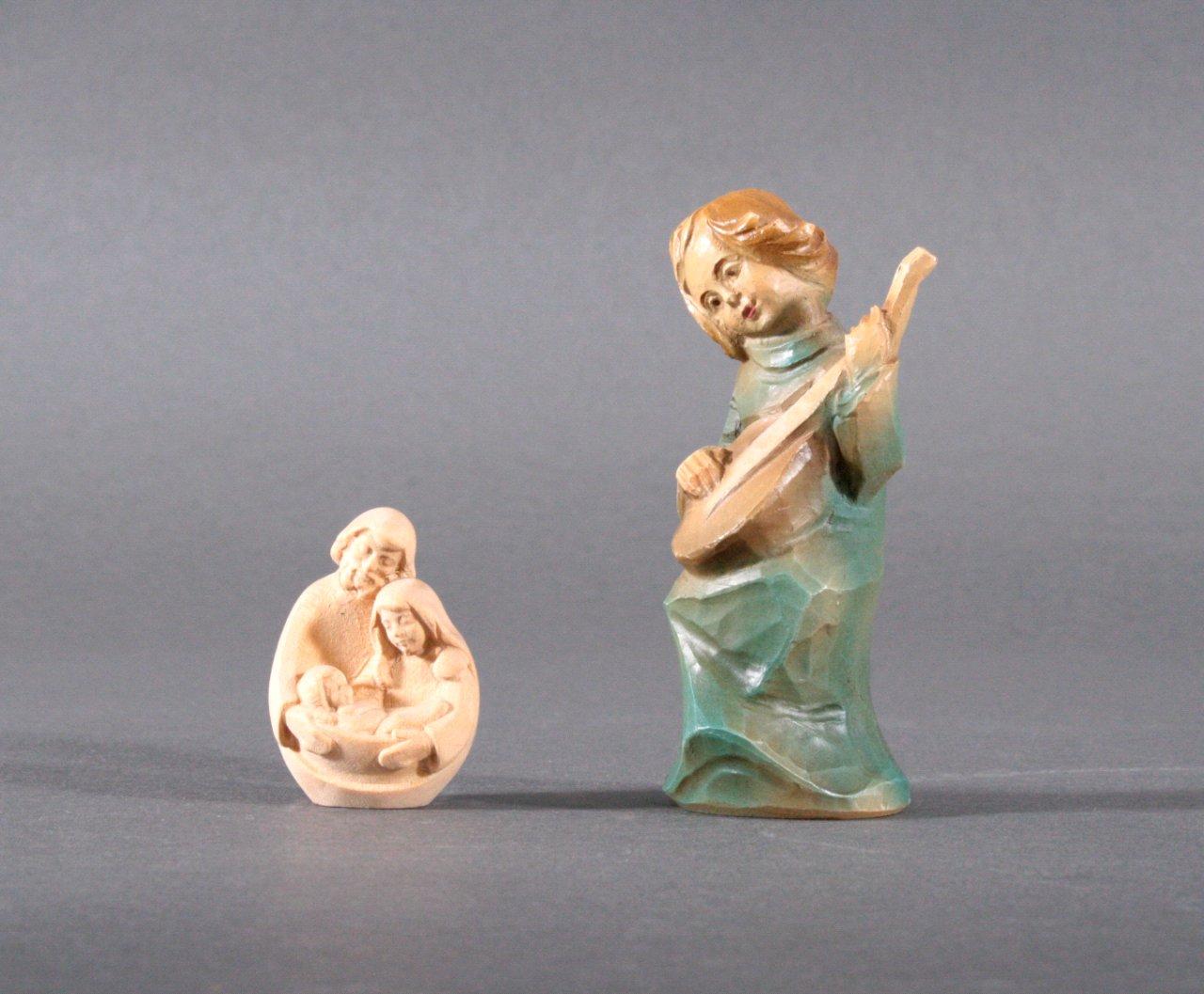Religiöse Holzfiguren-4