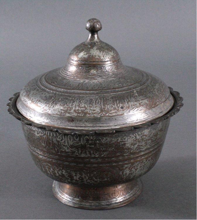 Deckelgefäß, Osmanisches Reich, möglicherweise datiert