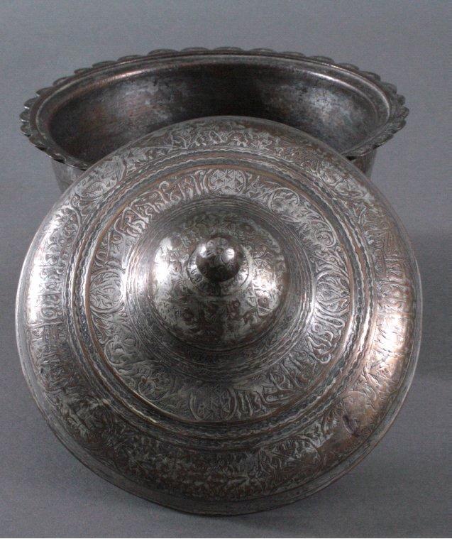 Deckelgefäß, Osmanisches Reich, möglicherweise datiert-1