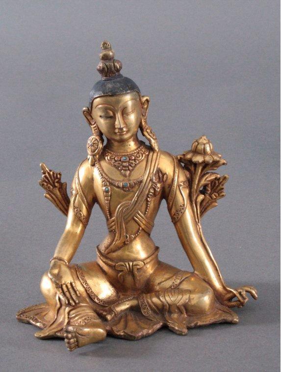 Tara, Tibet 19. Jh.