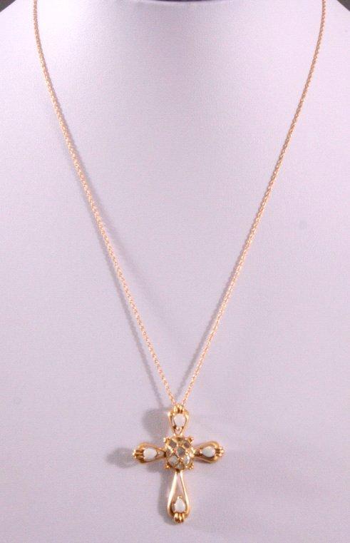 Coppini Juwelenkreuz