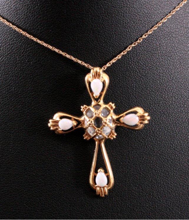 Coppini Juwelenkreuz-1