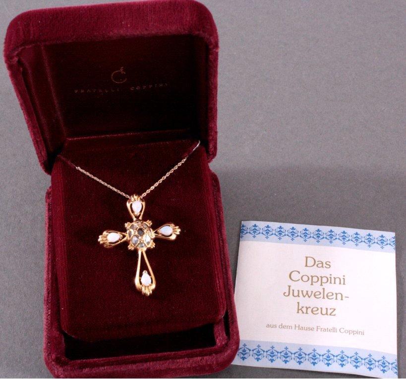Coppini Juwelenkreuz-2