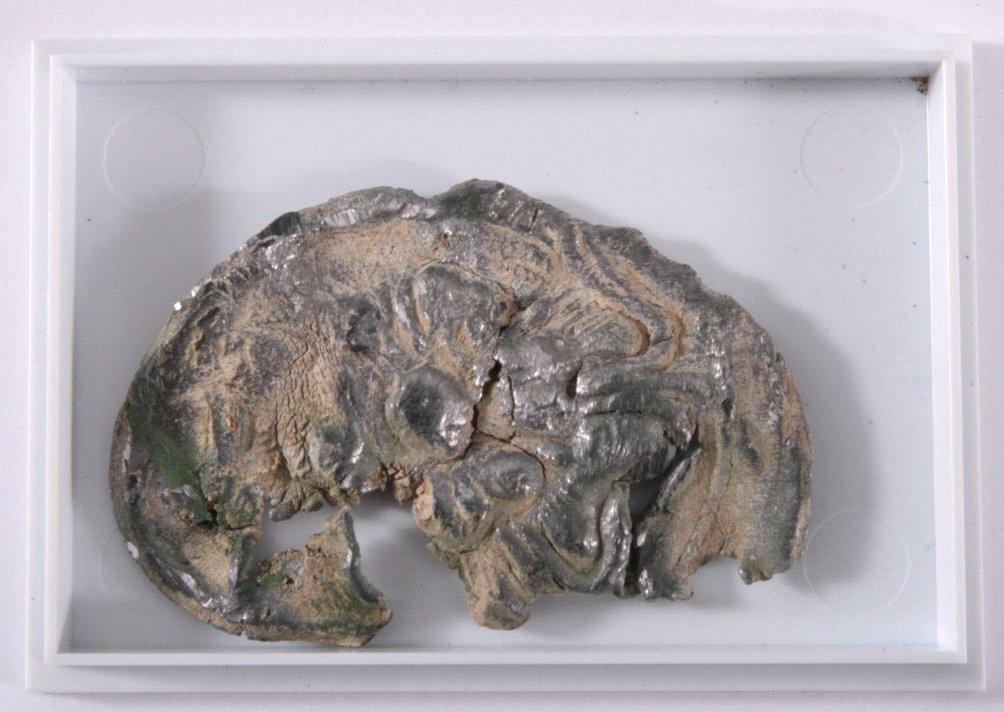 Römische Verzierung aus Silber