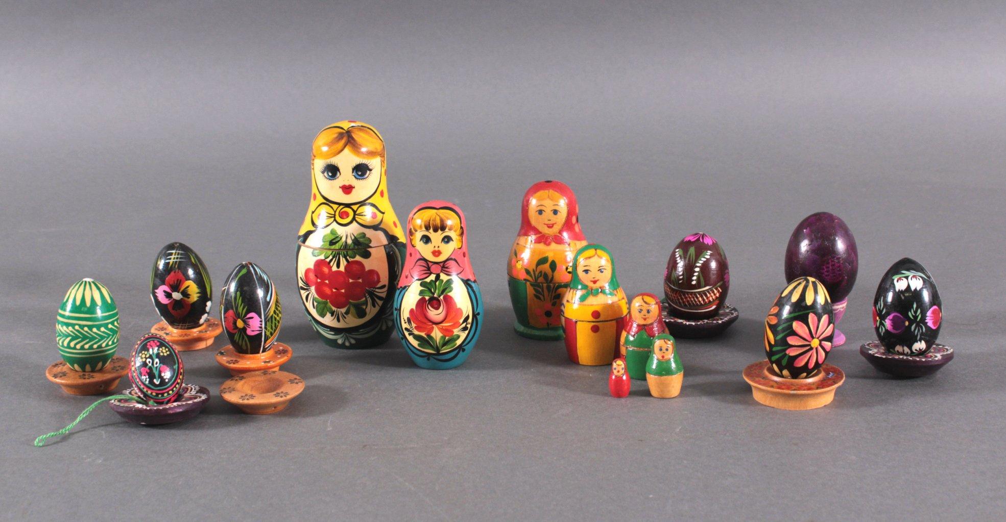 Russische Volkskunst
