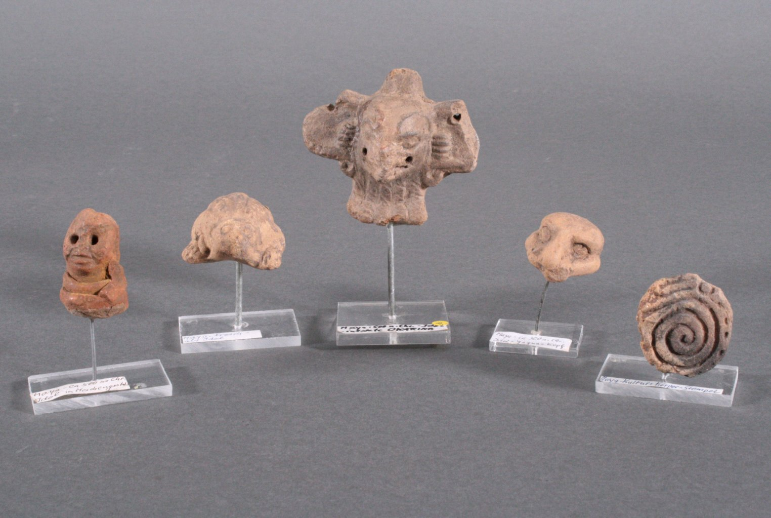 5 Teile der Mayakultur