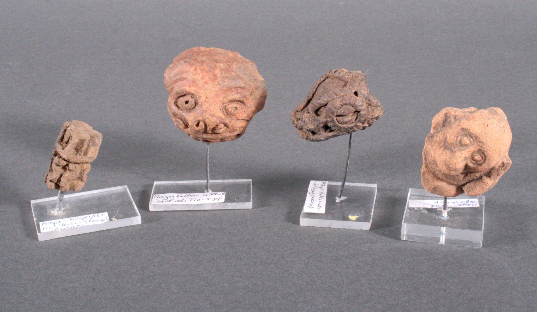 4 Teile der Mayakultur
