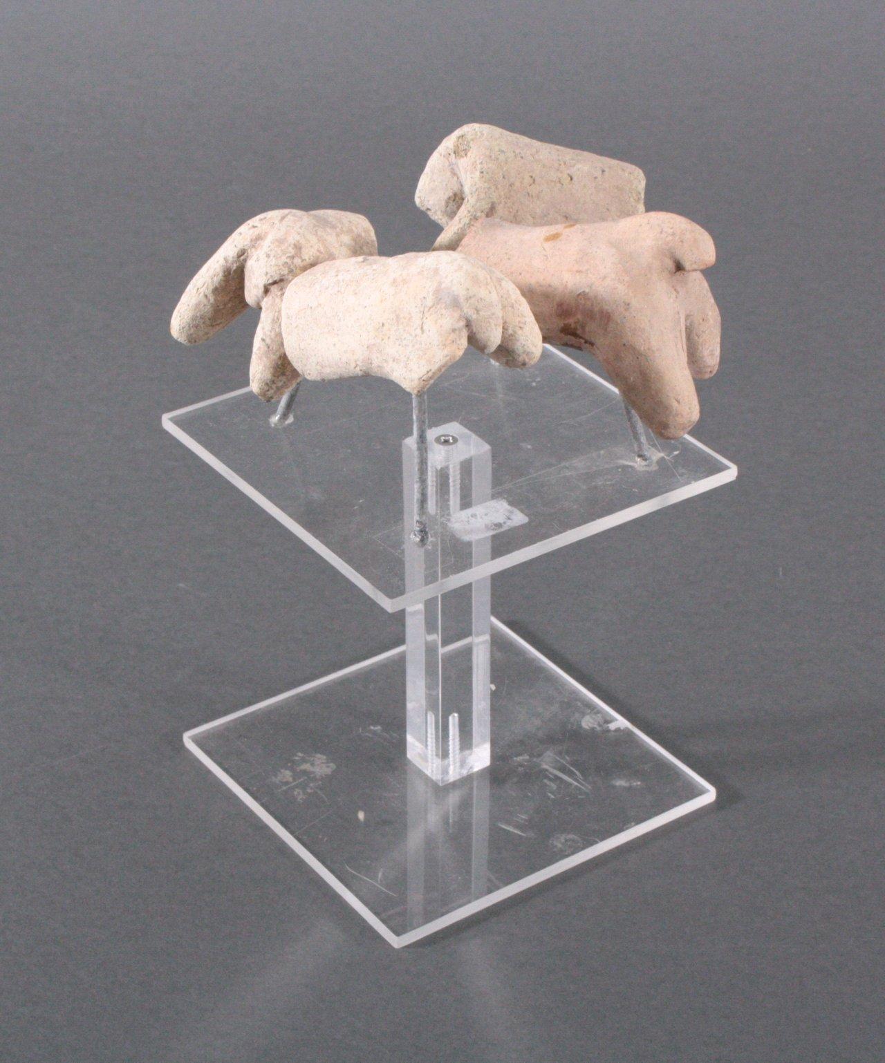 4 Idole aus Brosda / Mesopotamien