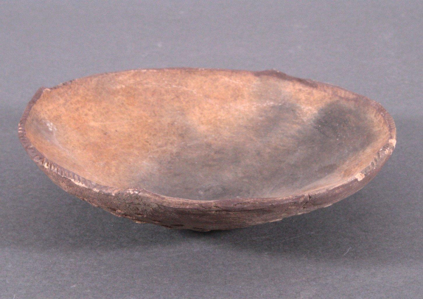 Runde Schale, Lausitzer Kultur – 900- 500 v. Chr.