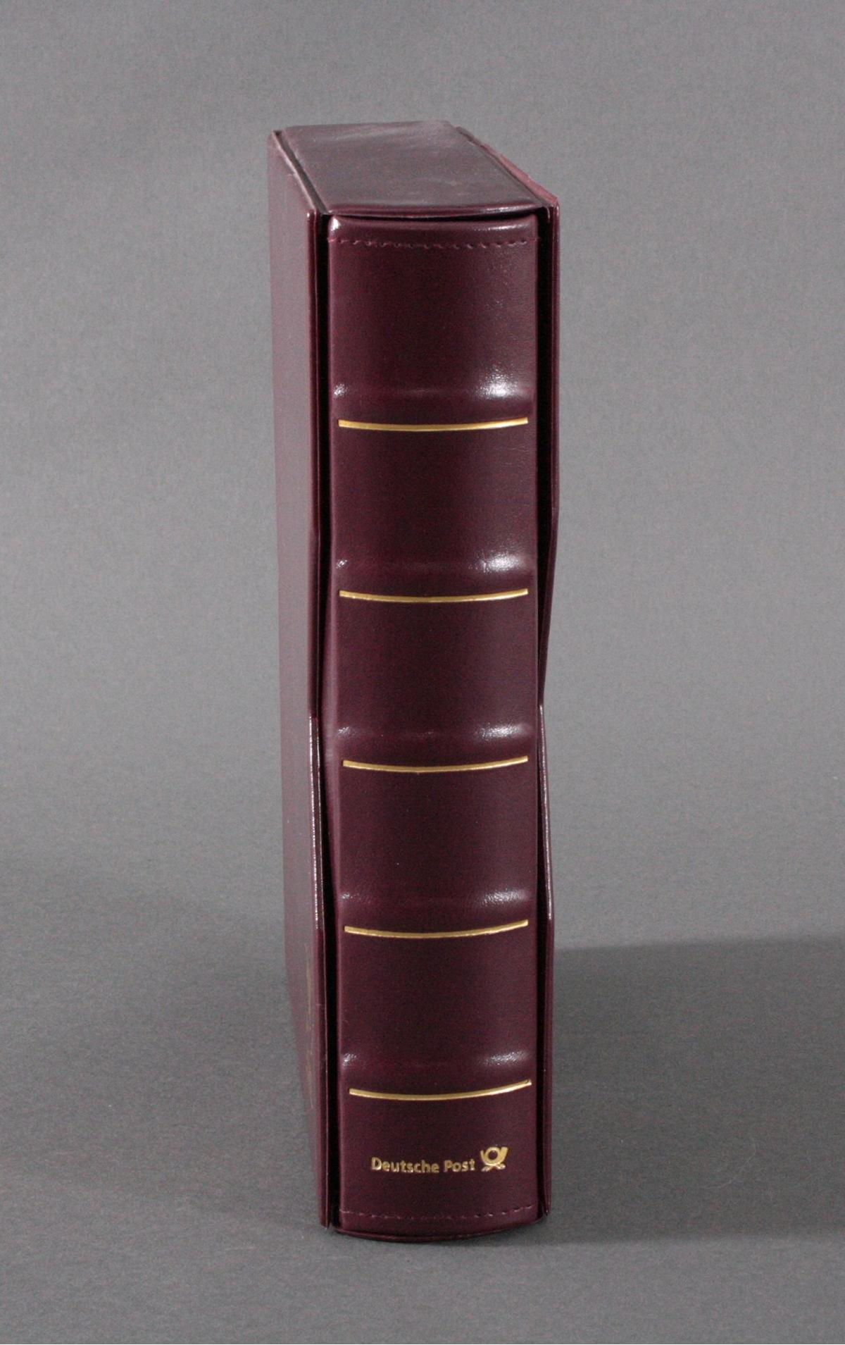 BUND 2001-2010, postfrische Sammlung, 637,- Euro NOMINALE