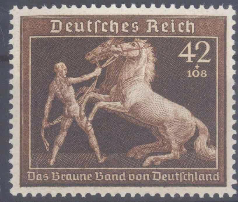 III. REICH 1939, Braunes Band