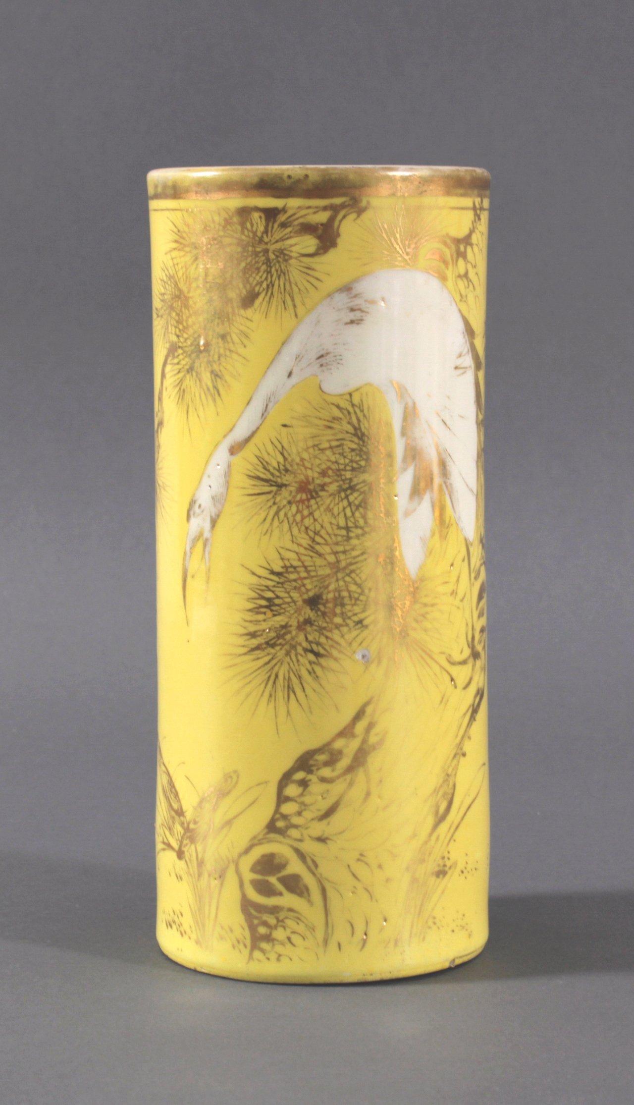 China-Vase um 1900