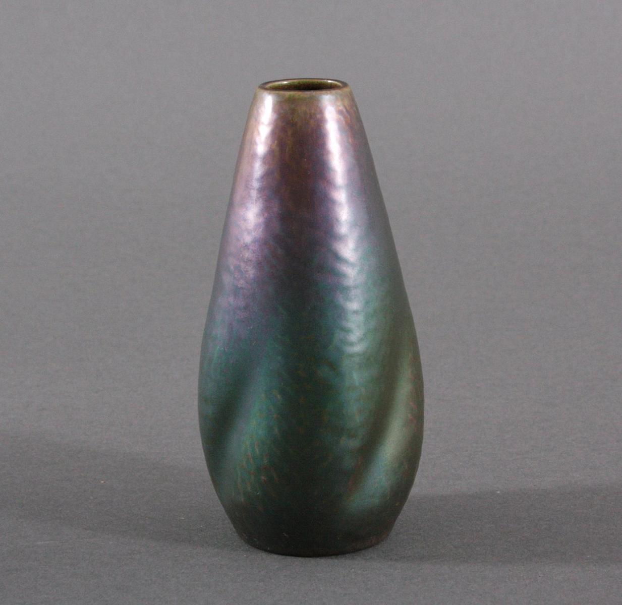 Jugendstil-Vase, Jean Baptiste Gazietto (1891-1957)