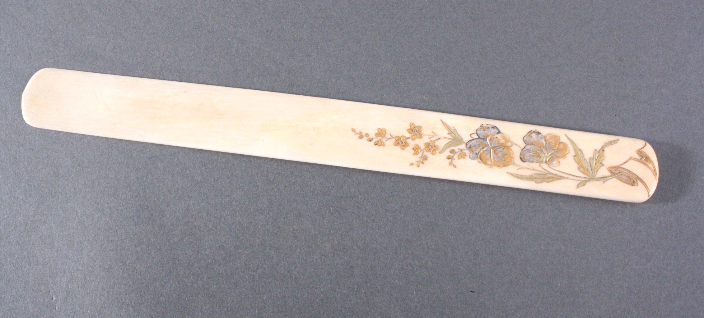 Brieföffner, China oder Japan um 1900
