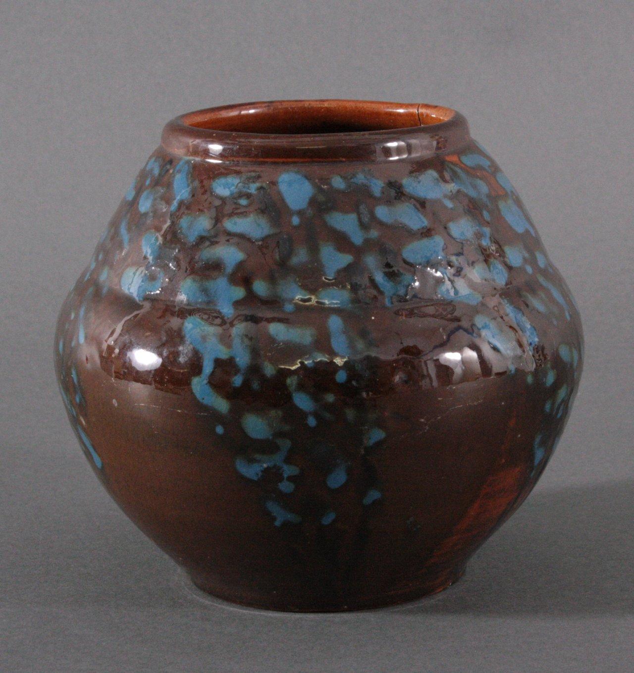 Jugendstil-Vase wohl Odenwald