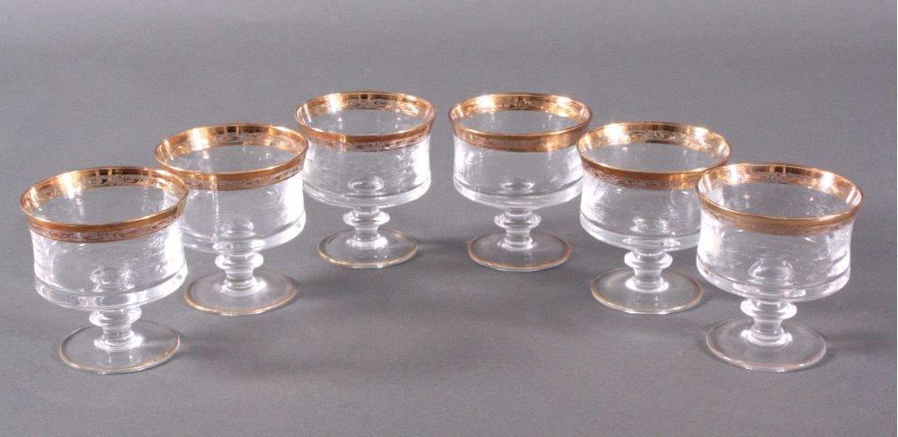 6 Murano Medici Gläser