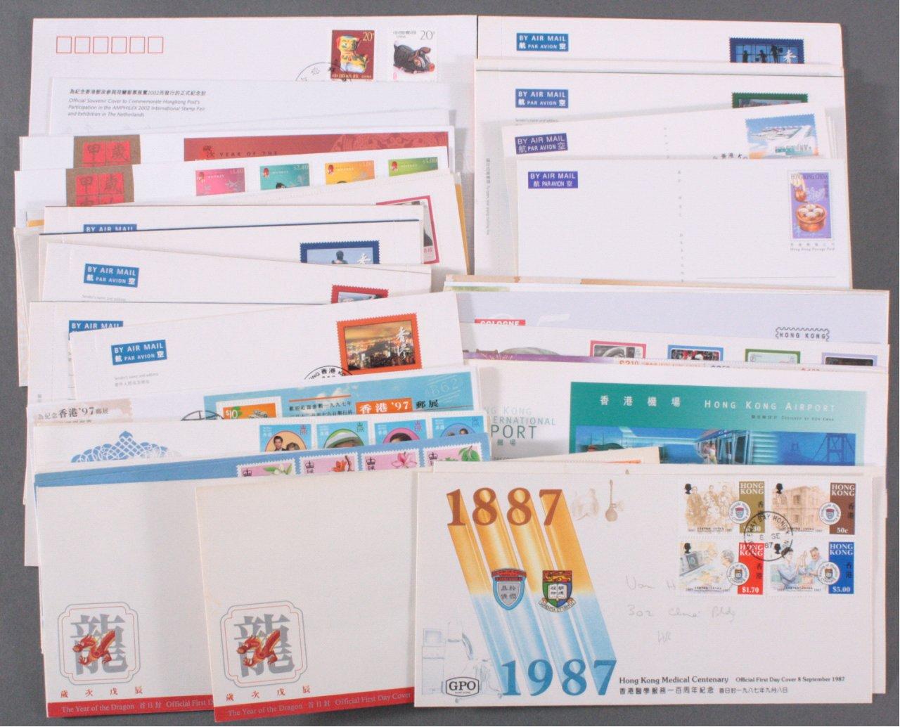 HONGKONG 1987-2001