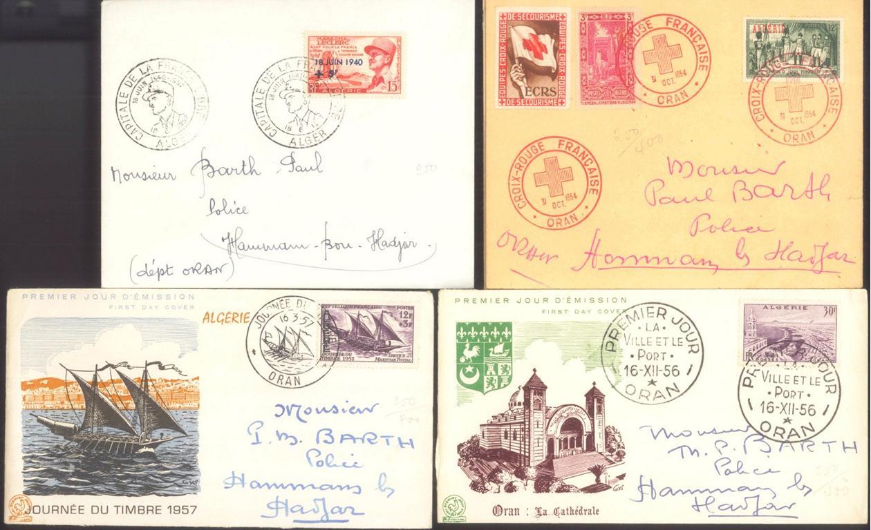 ALGERIEN 1954-1957, ORAN, ALGERIENKRIEG!!