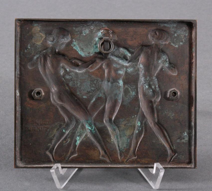 """Daniel Stocker (1865-1957), """"Reigen""""-2"""
