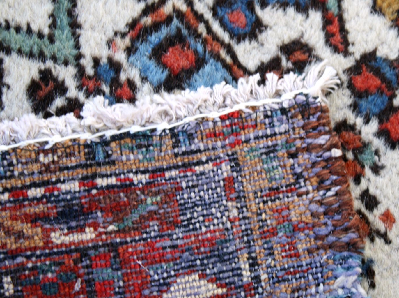 Antiker Orientteppich-2
