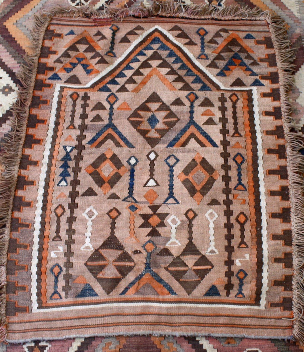 Antiker Orientteppich