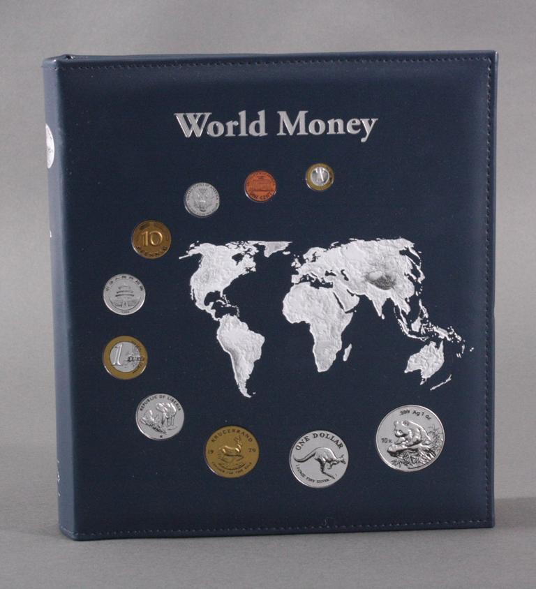 Kursmünzensätze der Welt