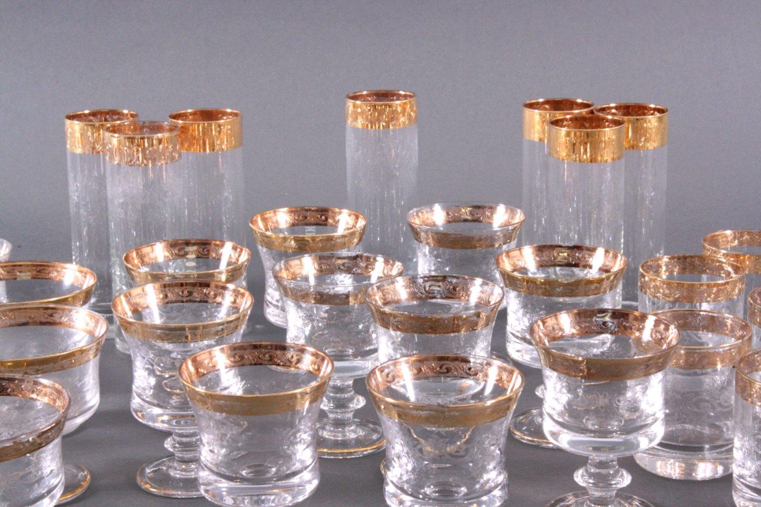 43 Murano Medici Gläser-1