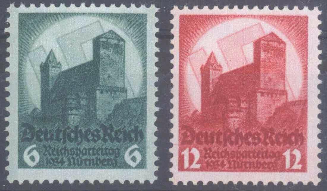 III. Reich 1934, Reichsparteitag Nürnberg