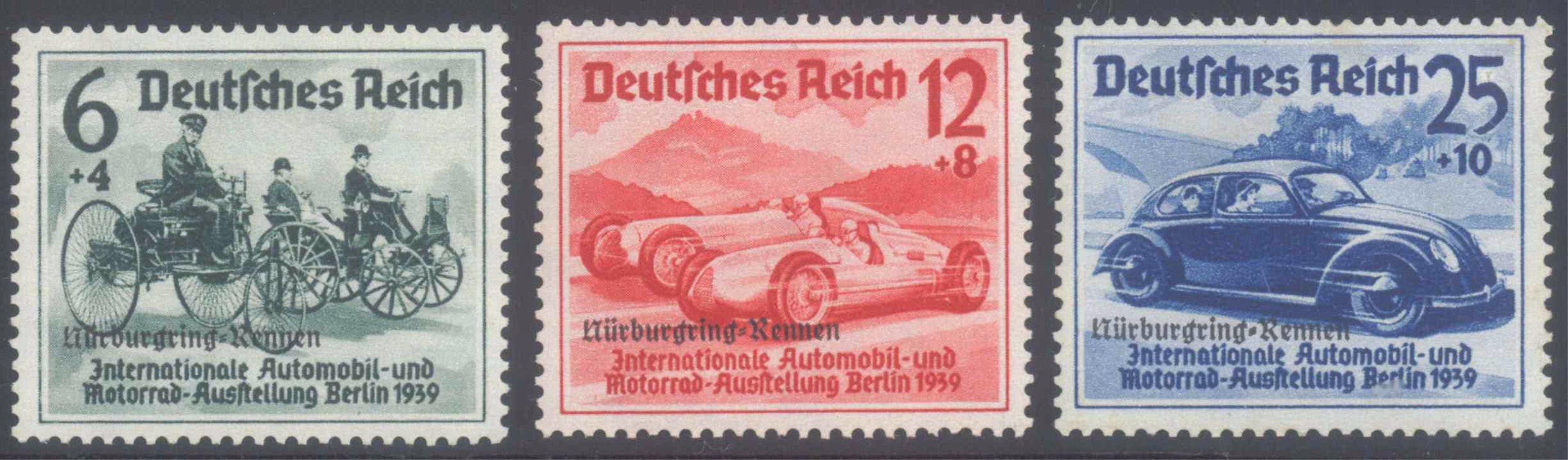 III. Reich 1939, Nürburgring – Rennen