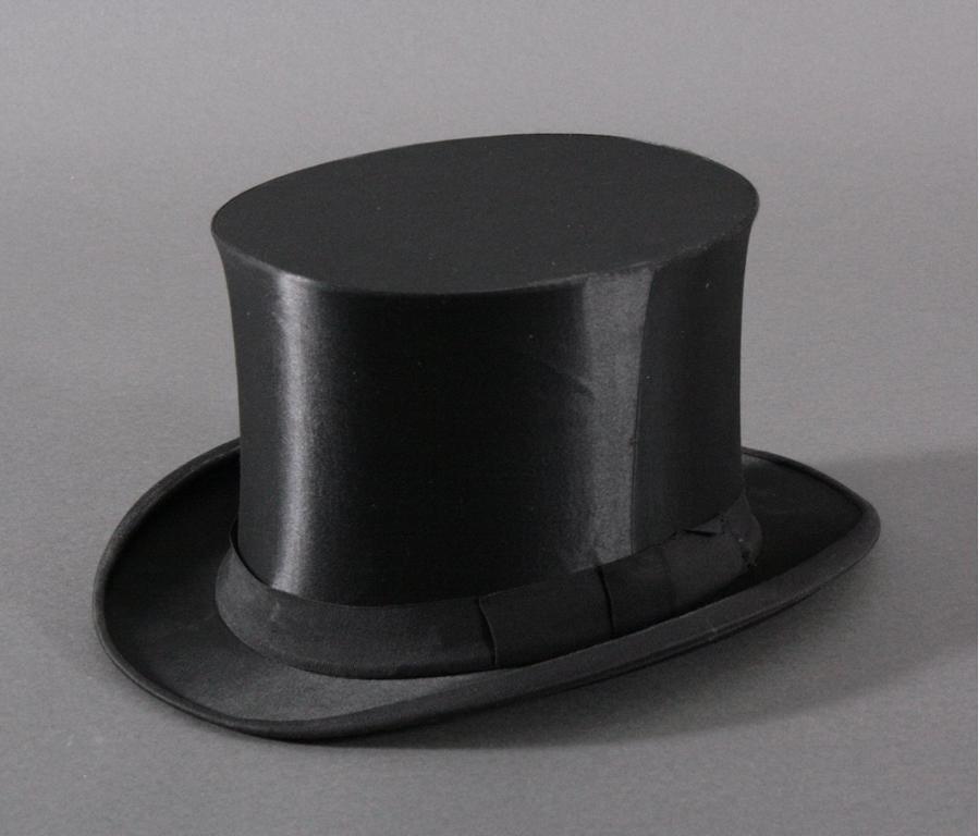 Chapeau Claque um 1910