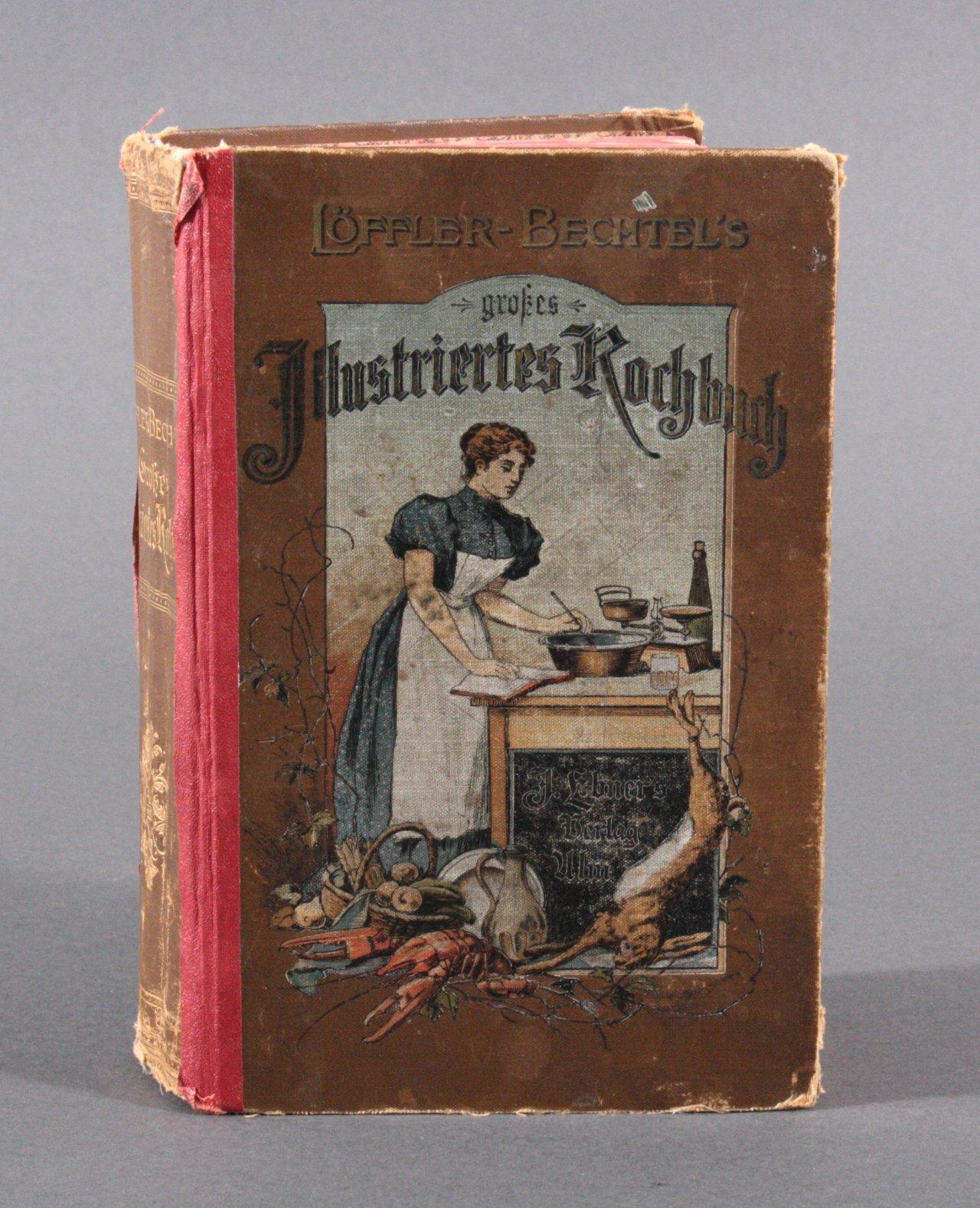 Löffler-Bechtel, Großes Illustriertes Kochbuch