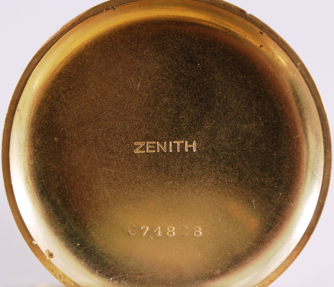 Zenith Herrentaschenuhr-3