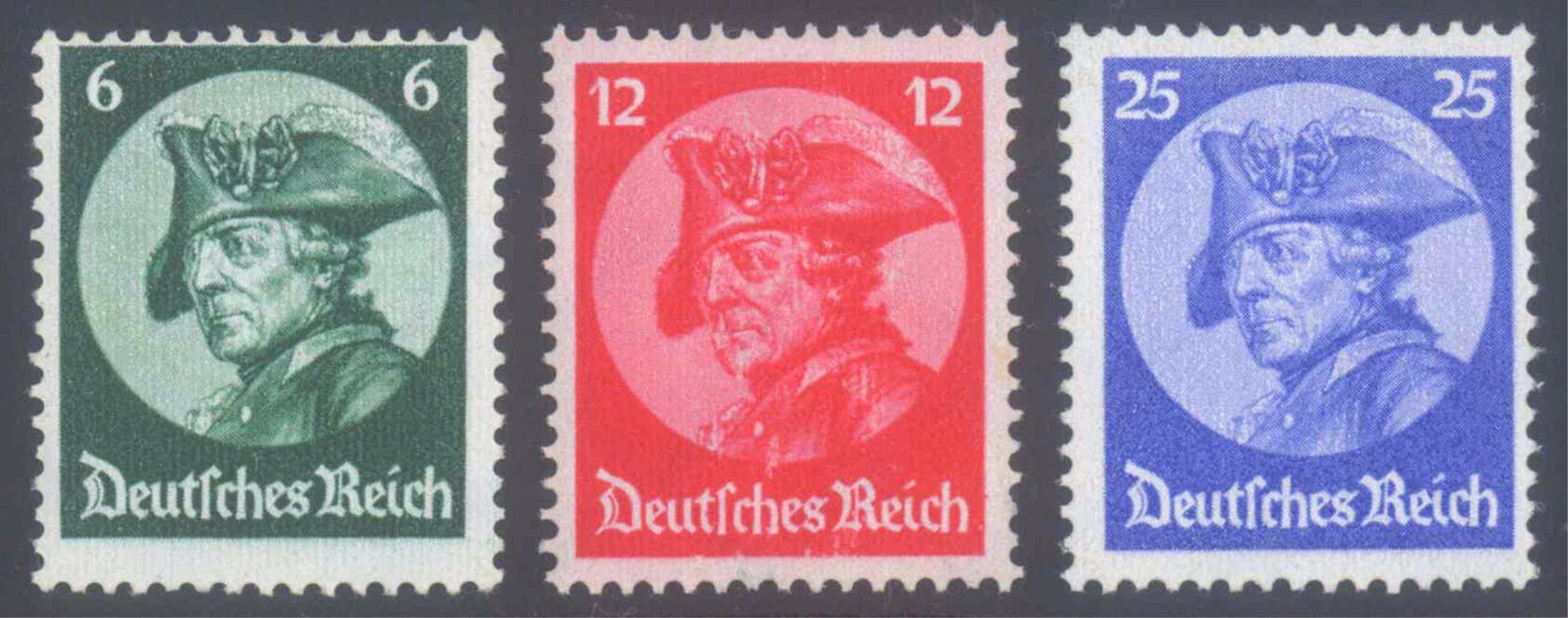 1933 III. REICH, Friedrich der Große