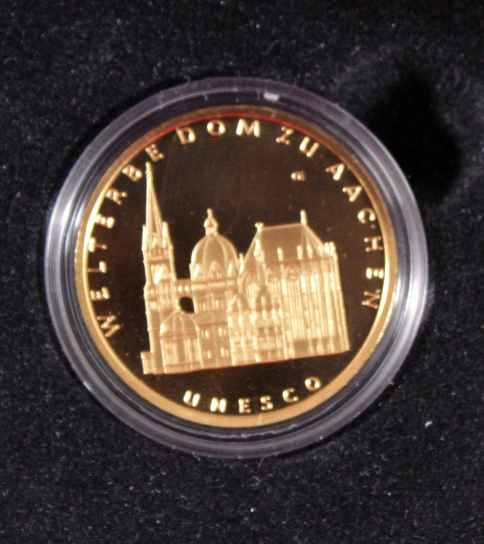 BRD 2012 A, 100 Euro – Goldmünze