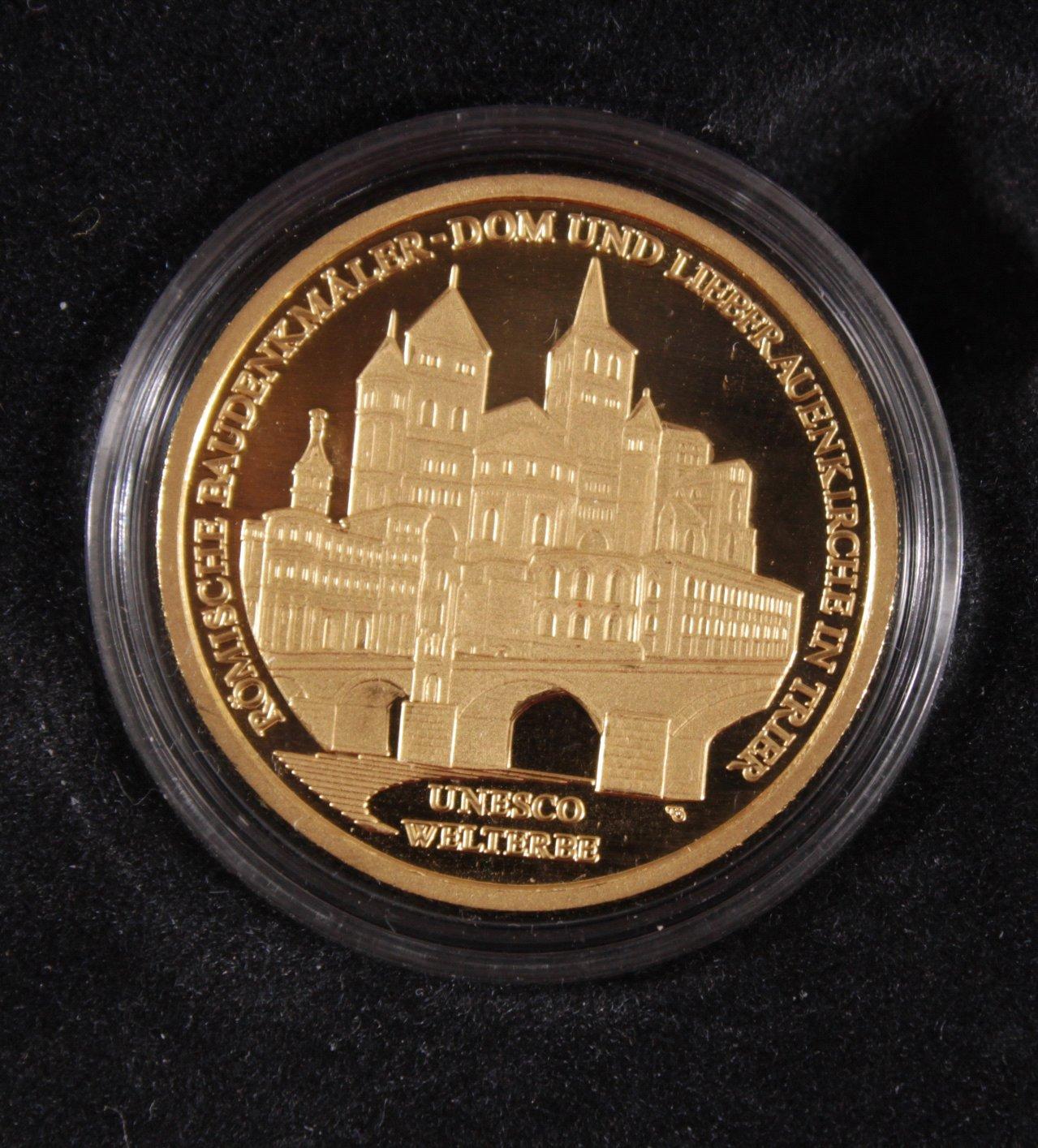 BRD 2009 D, 100 Euro – Goldmünze