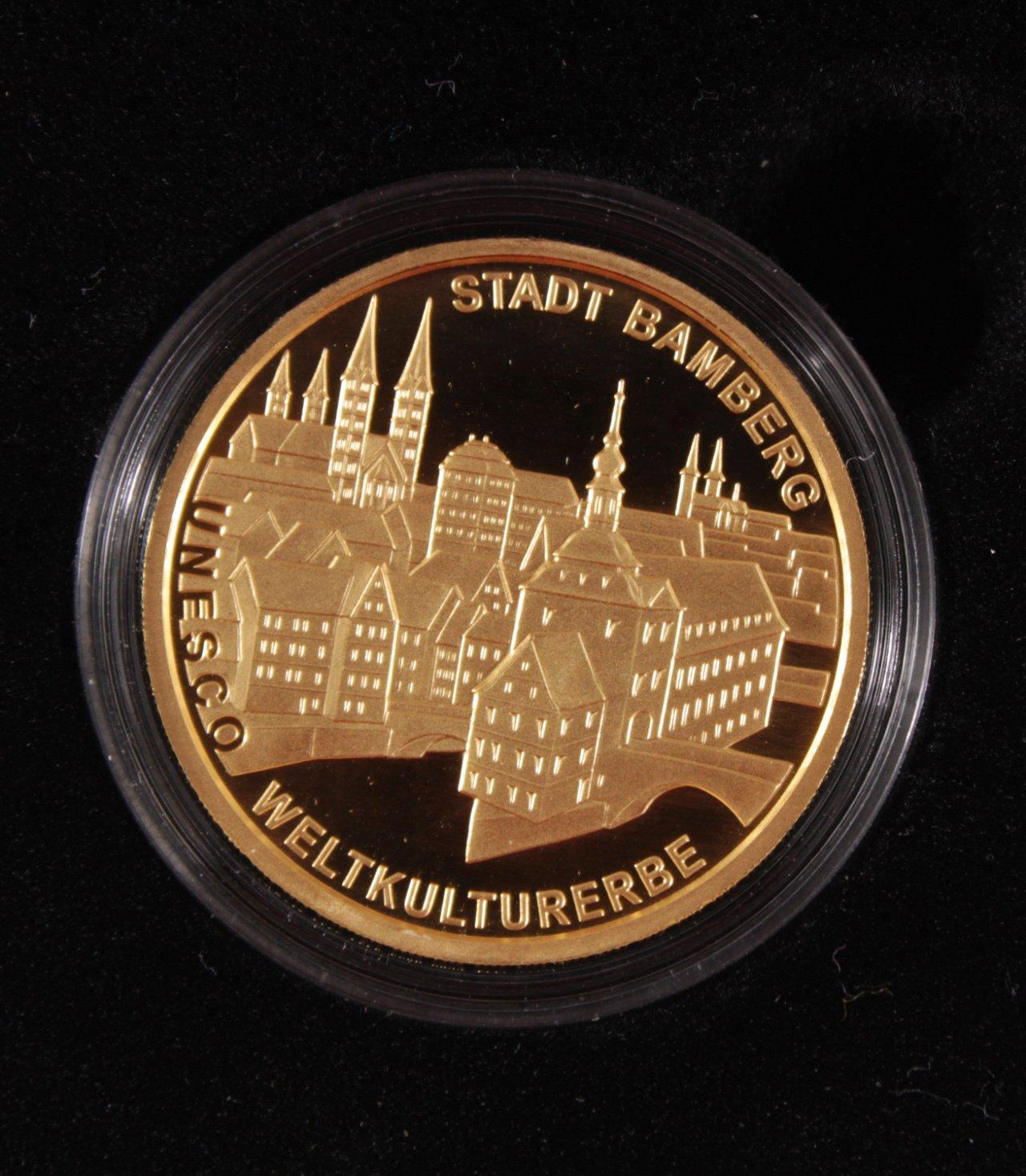 BRD 2004 G, 100 Euro – Goldmünze