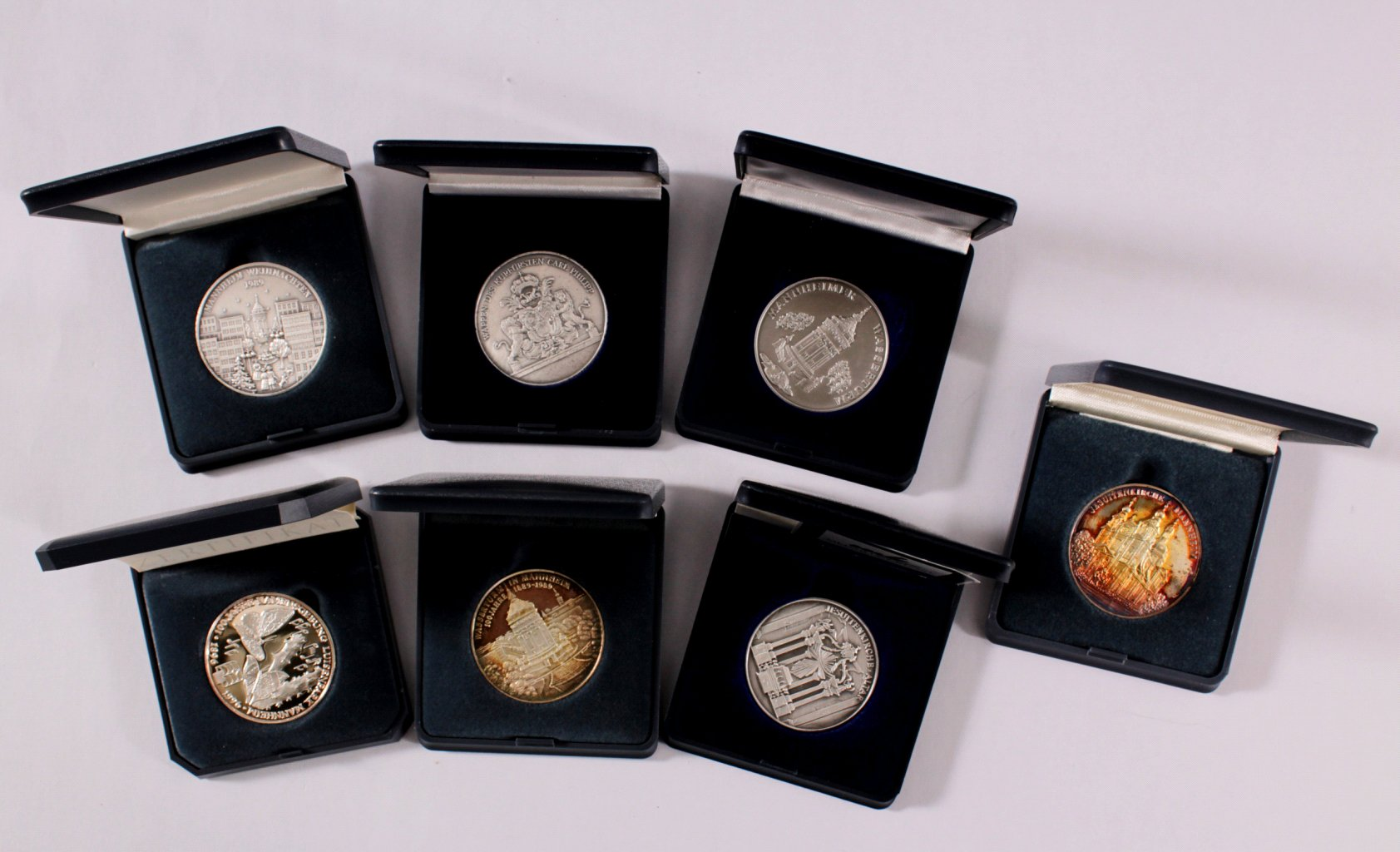 Sammlung Medaillen Mannheim