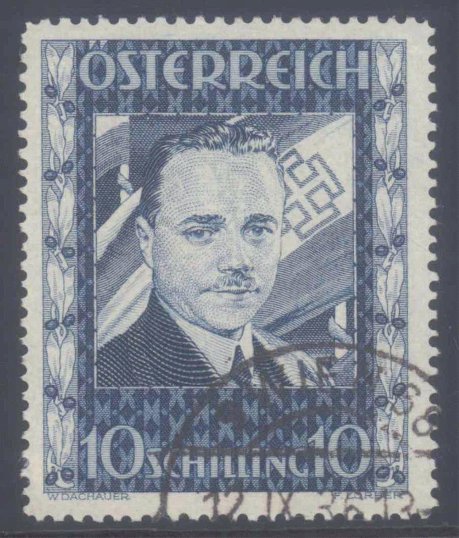ÖSTERREICH 1936, DOLLFUSS