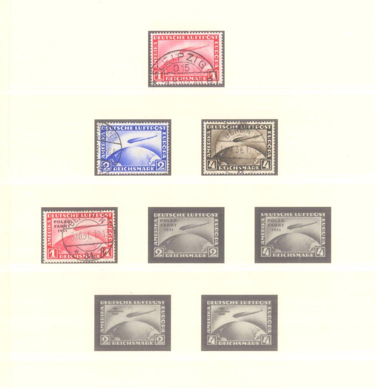 DEUTSCHES REICH – WEIMARER REPUBLIK 1923-1933-1