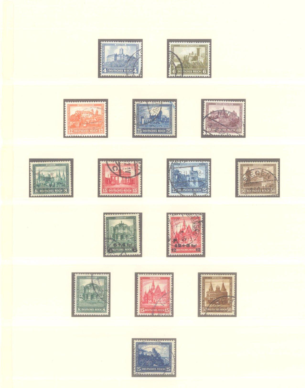 DEUTSCHES REICH – WEIMARER REPUBLIK 1923-1933-9