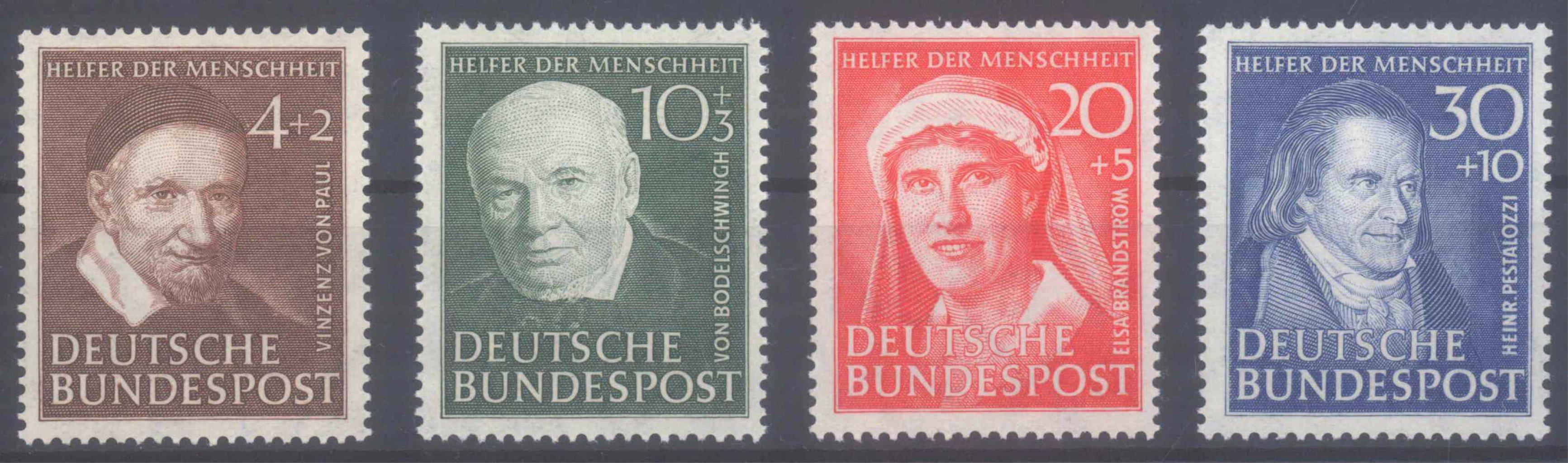 BUND 1951, Wohlfahrt