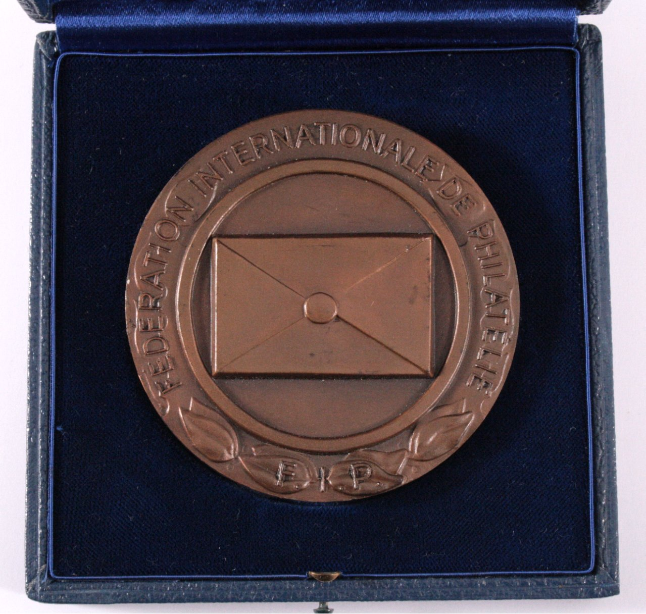 Medaille Fédération Internationale de Philatélie-1
