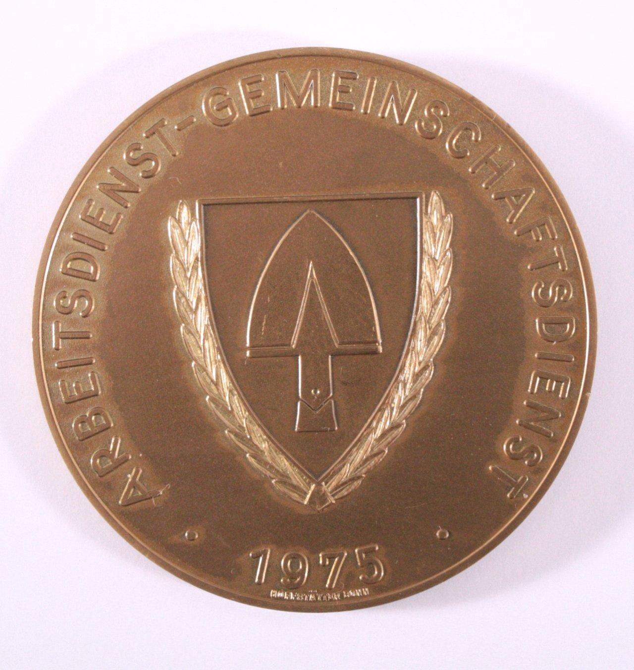 Medaille Reichsarbeitsdienst Rhön 1975-1