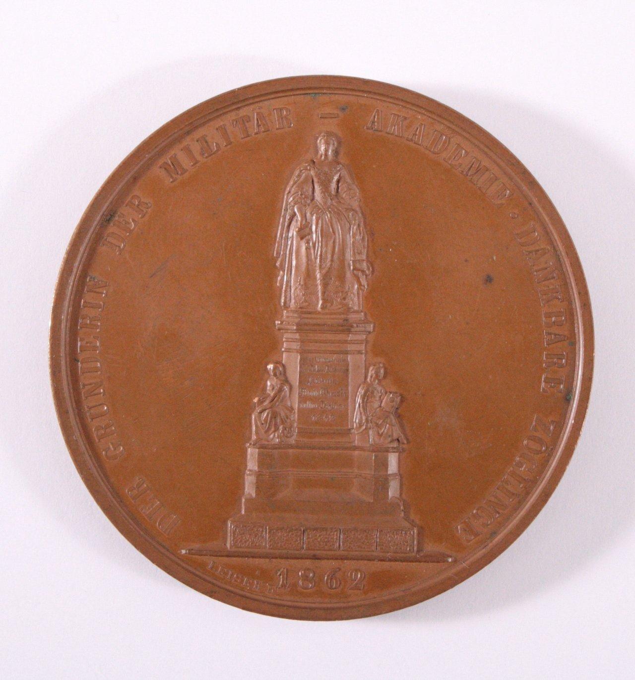 Medaille Maria Theresia, 1862-1