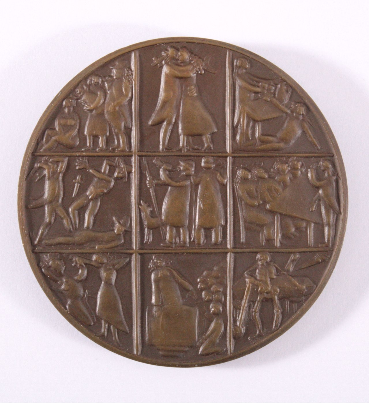 Personenmedaille Dr. Carl Arnold (1745-1824)-1