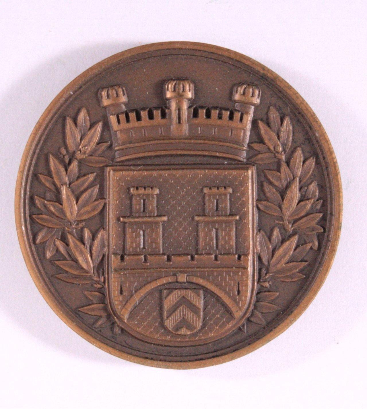 Medaille, Ehrengabe der Stadt Bielefeld-1