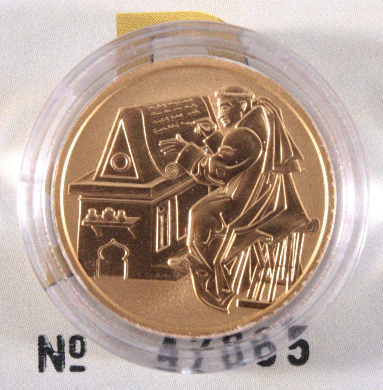 Goldmedaille Orden und die Welt 2002, Östereich-1