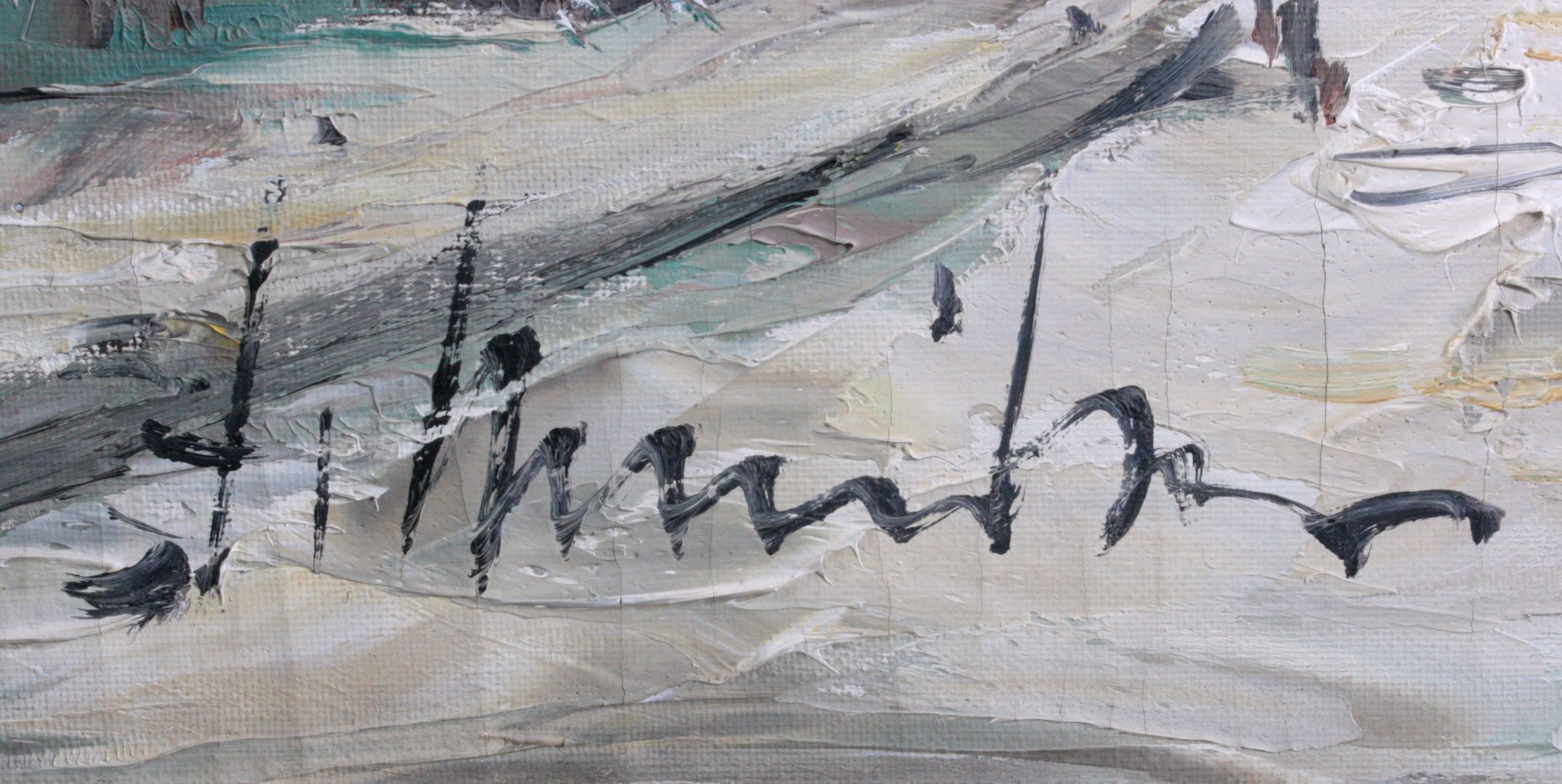 Unbekannter Künstler des 20. Jh.-2