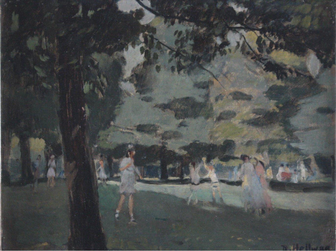Rudolf HELLWAG (1867-1942)-1